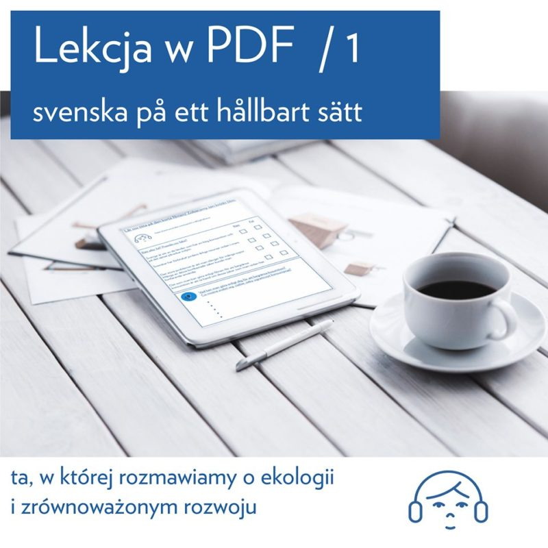 Trzy kwadranse ze szwedzkim kurs