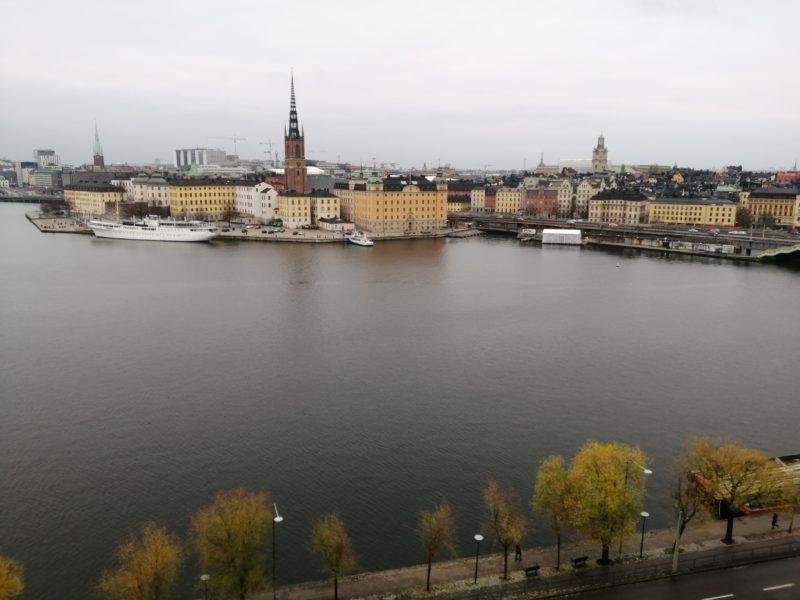 punkt widokowy Södermalm