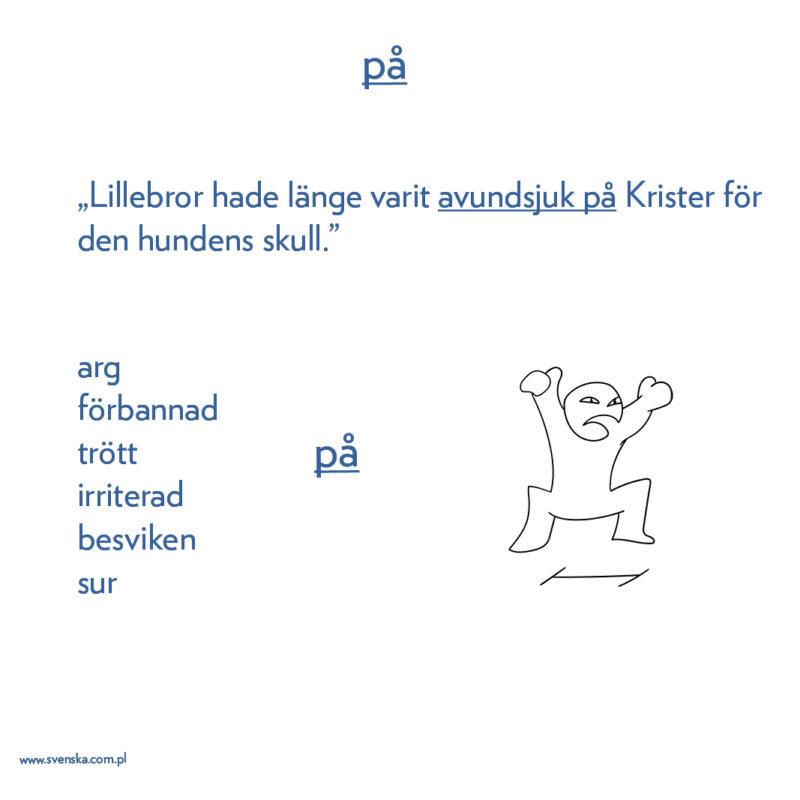 szwedzkie przyimki